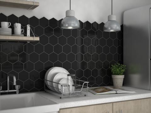 Hive Hexagon Sort Blank