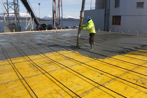 CCL Deck er tildelt teknisk godkjenning av Sintef