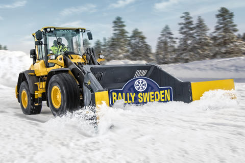 Swecon partner till Rally Sweden 2017