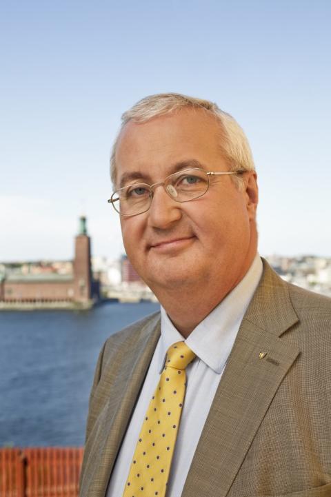 Sten Nordin (M): Ett spadtag för ett växande Stockholm
