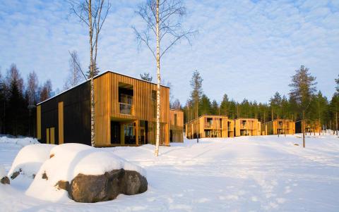 Anttolanhovi Art & Design Villas