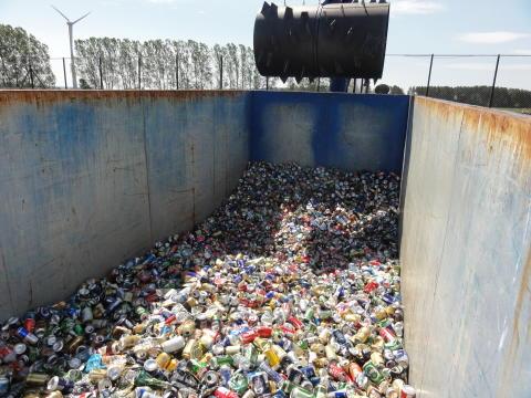 Lyckad miljösatsning på Sweden Rock