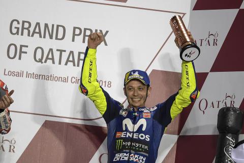 ロードレース世界選手権 MotoGP(モトGP) Rd.01 3月18日 カタール