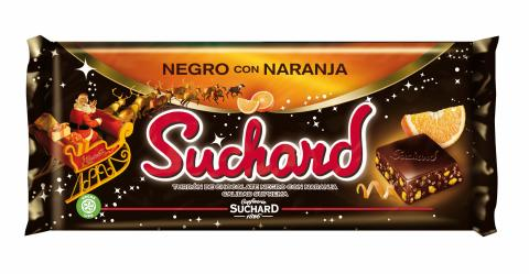 Suchard y Carmen Posadas se unen para crear un cuento de Navidad