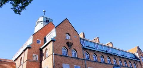 Invigning av P A Fogelströms gymnasieskola