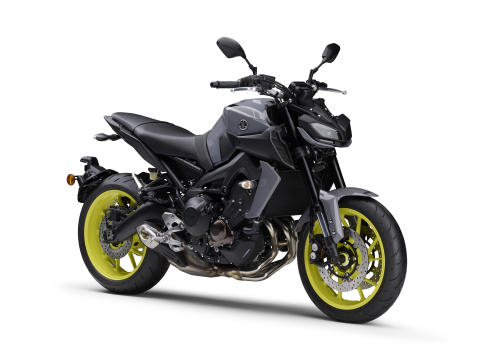 "Yamaha Motor Updates MT-09 - New 2017 Model for Europe to be Exhibited at ""INTORMOT 2016"" -"
