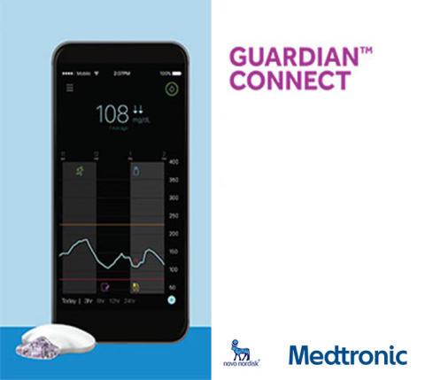Medtronic og Novo Nordisk indgår aftale om at levere integrerede digitale løsninger til mennesker med diabetes