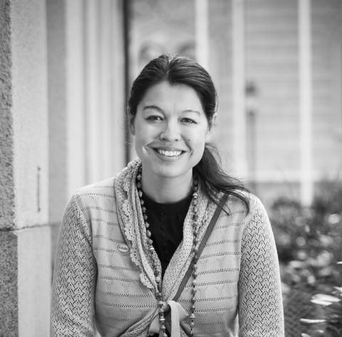 Sara Jervfors, projektchef för MatLust samt Kostchef i Södertälje kommun.