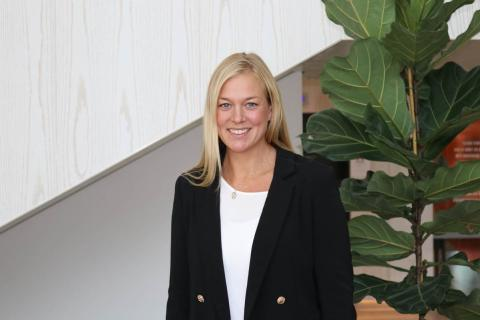 Therese Falkbåge nya marknadschef på IT-Total