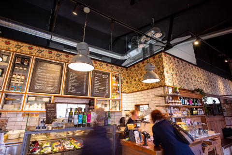 Lindab_Spritan-ducts-cafe-Helsingborg