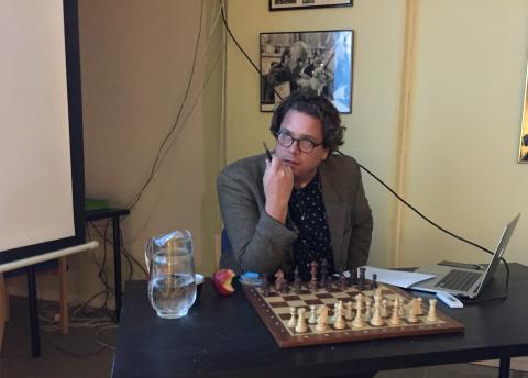 Schacklärare