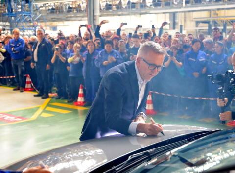Stuart Rowley - Președinte Ford Europa
