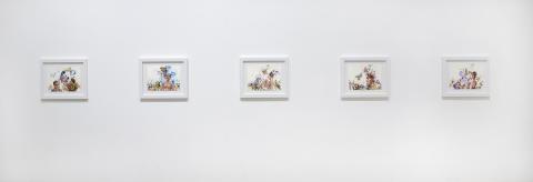 Installationsbild Linn Fernström