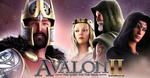 Avalon II Slots - Join LuckyWinSlots.com for An Epic Adventure