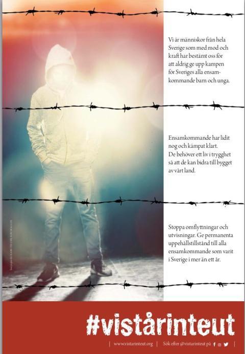 Sverige bryter mot EUs asylprocedurdirektiv