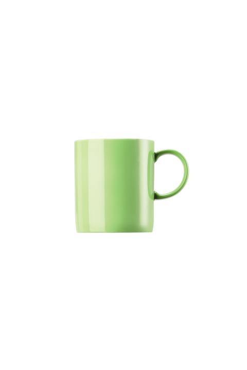 TH_My_mini_Sunny_Day_Apple_Green_Mug with handle small