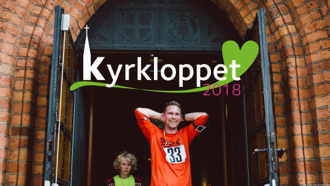 Kyrkloppet 2018 - Anmälan öppen!