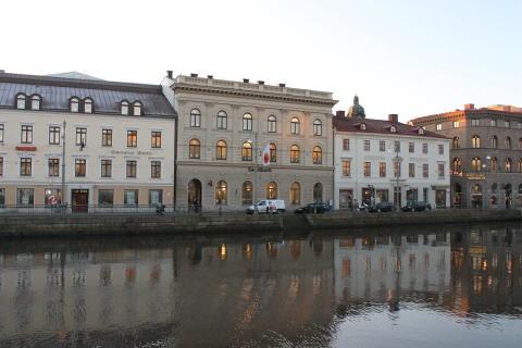 CBRE agerade rådgivare vid försäljningen av gamla riksbankshuset i Göteborg