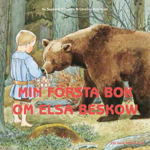 Fantasi och språkkänsla under granen: Elsa Beskow i pekboksformat
