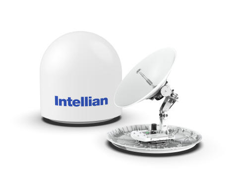 INTELLIAN DOUBLES DOWN WITH ADVANCED NEW 1 METER DUAL-BAND MARITIME VSAT ANTENNA