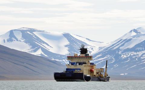 Isbrytaren Oden återvänder till Stockholm – välkommen ombord!
