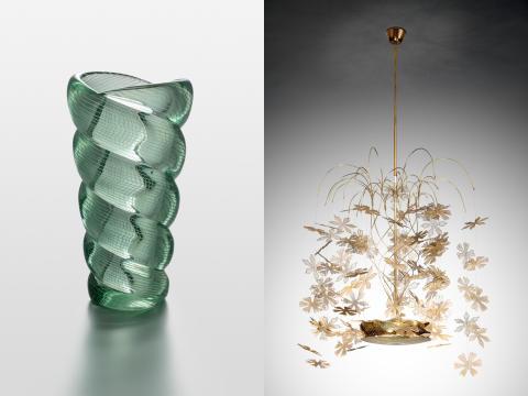 Inbjudan till pressvisning: Hundra år av finsk design – ur Rafaela & Kaj Forsbloms samling
