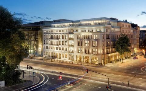 """Design- und Lifestyle-Hotel """"Innside by Meliá Leipzig"""" eröffnet am 1. September 2016 in Leipzig"""