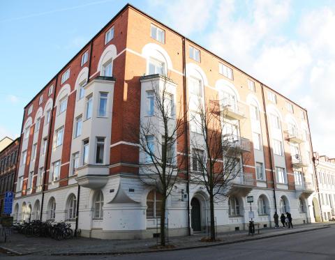 Nya bostäder för unga vuxna i centrala Lund