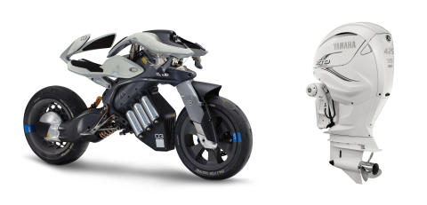 "Yamaha Motor Receives Global ""iF Design Award"" for Sixth Year Running - MOTOROiD Honored in All Global Top Three Design Competitions -"