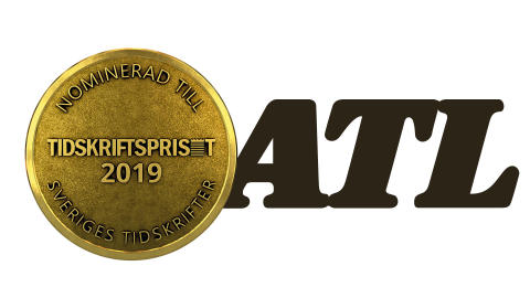 ATL nominerade till Tidskriftspriset 2019 i kategorin Årets Digitala Tidskrift Fackpress