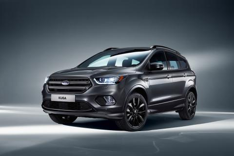 ​Ford @ Mobile World Congress: Ny avanceret Ford Kuga med SYNC 3 debuterer på Mobile World Congress i Barcelona