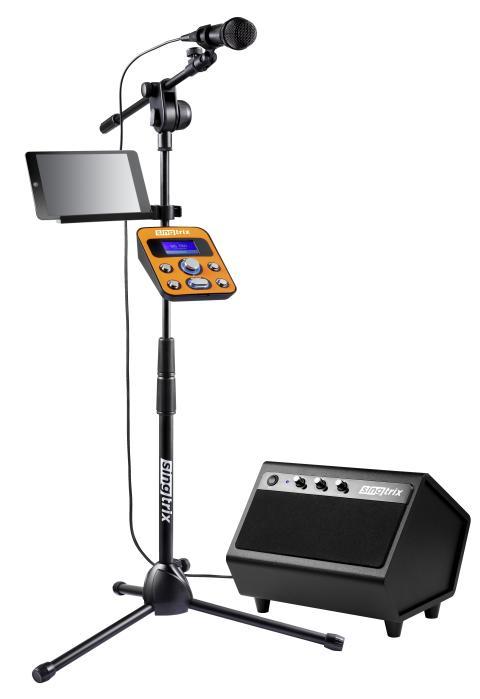 Karaokejärjestelmä Singtrix