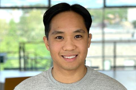 Reignard Tan med doktorgrad om betongkonstruksjoner