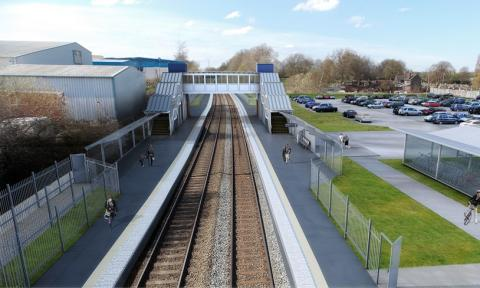 Plans to open Black Country railway stations take another step forward