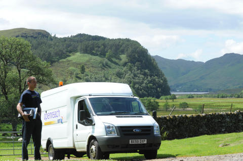 More places in Highlands and Islands get set for a superfast boost