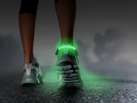 Skolampa för joggingskor