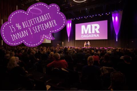 15 % rabatt på biljetter till den 1 september!