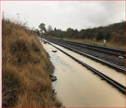 Flooding: Rail passengers in West Midlands urged to check journeys