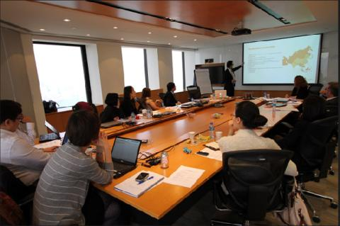 Open holds branding workshop with Fresenius Kabi in Hong Kong