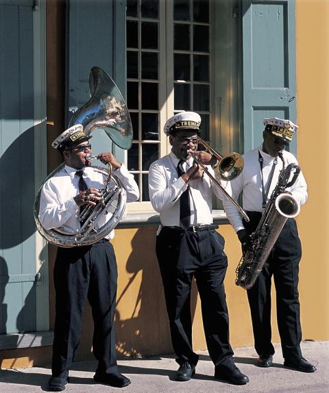 Resa i musikens tecken från Chicago till New Orleans