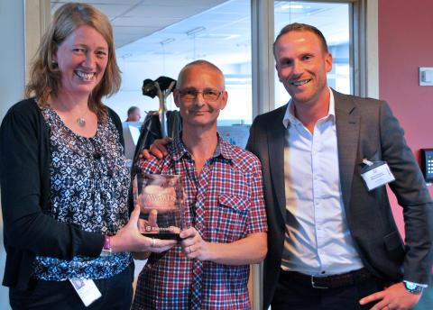 SISAB vinnare av Energismart Awards 2013