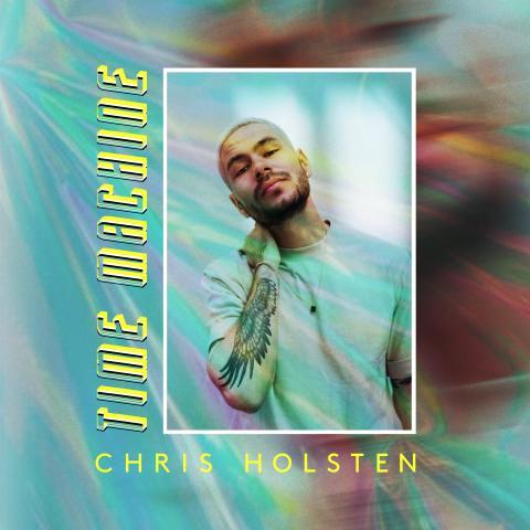 Chris Holsten - Time Machine artwork