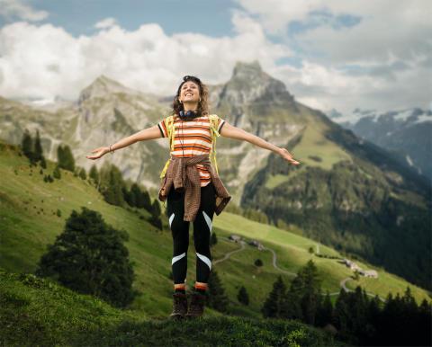 Schweizer Sommer-Auftakt auf der CMT in Stuttgart mit Christoph Sonntag