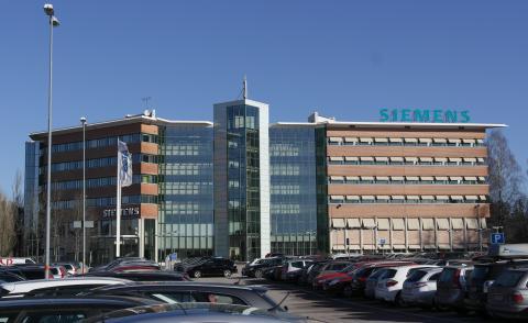 Kontorbygning konverteres til hotel i Stockholm