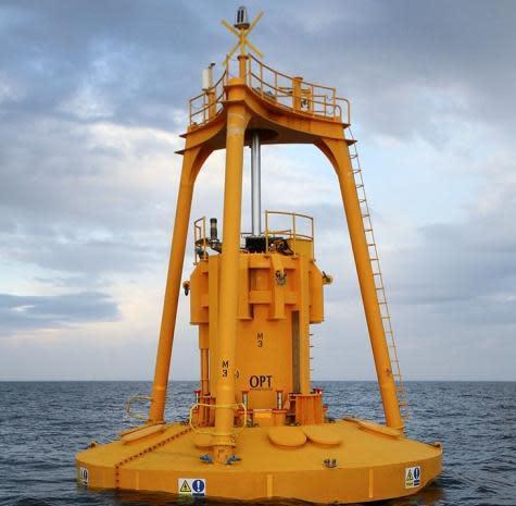 OPT, Lockheed pool forces on Australia wave-energy project