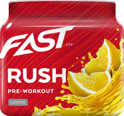 FAST Rush - Citron 110g