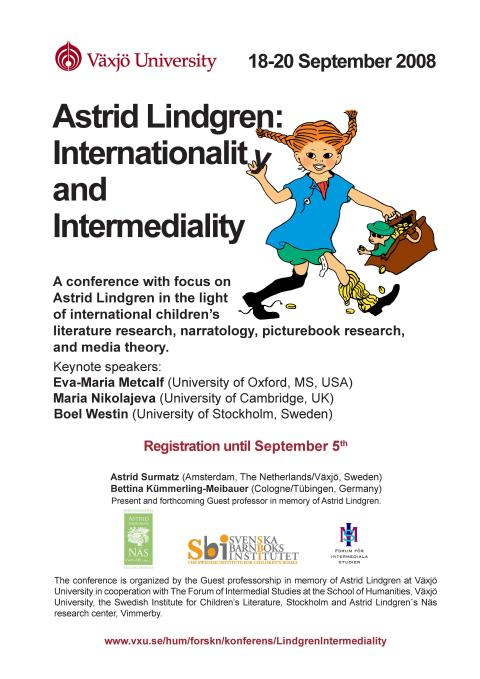 Astrid Lindgren: Internationality and Intermediality