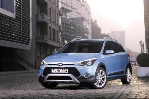 Nya Hyundai i20 Active