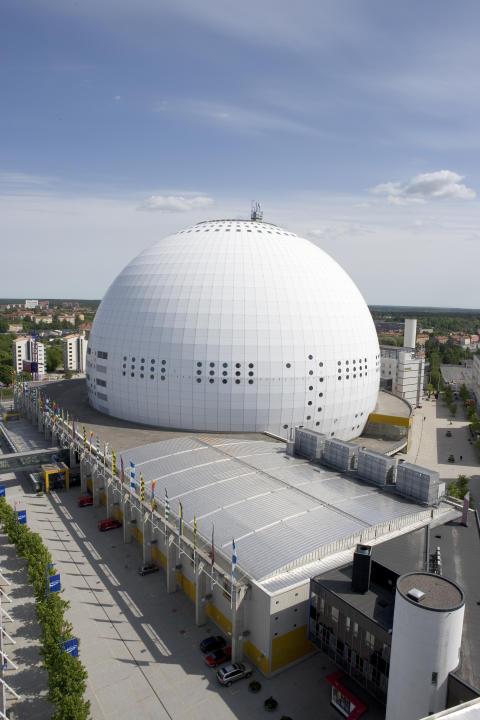 Ny utredning kring arenaområdets framtid startar – nya och bättre förutsättningar för hockeyn i Ericsson Globe