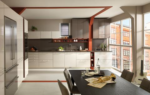 Schmidt køkken lyst moderne